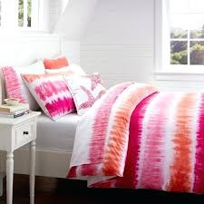tie dye duvet cover single