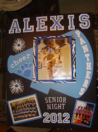 Senior Night Poster Wanna Do This For The Eight Grade Girls