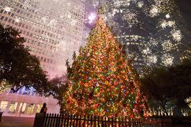 Christmas Tree Lighting Houston Where To See The Best Christmas Lights In Houston Houstonia