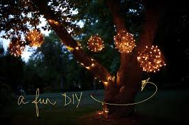 How To Make Outdoor Christmas Light Balls Diy Grapevine Lighting Balls What A Bright Idea Diy