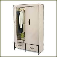 53 portable closet storage organizer wardrobe clothes rack with