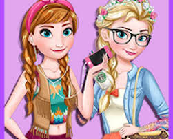 imagen a modern sisters princess makeup dress up game a 0big jpg