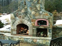 Image of: Pizza Oven Outdoor