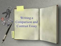 writing a first person essay and using connectors ppt video  writing a comparison and contrast essay writing assignment you will write a comparison and contrast