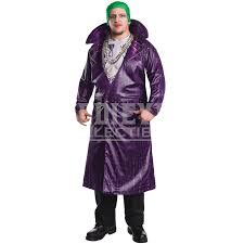 deluxe plus size squad joker costume rc 17992 from meval collectibles