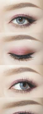 dainty eye makeup you can pull off easily
