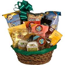 nutty gift baskets