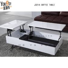 coffee table with pop up tv for living room designs