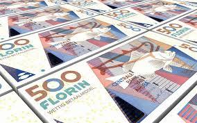 Mata uang tersebut terbagi dalam 100 sen. Aruban Florin Value History Notes Coins And More