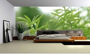 Master Bedroom Feature Wall Green Bedroom Walls Decorating Ideas