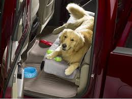 weathertech seat protectors are perfect for pets
