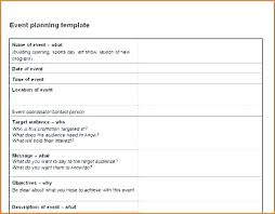 Sample Checklist In Word Free Event Planning Templates Event Layout Planner Free Event
