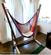 2nd apeman rakuten global market chair hammock room setting wood stands float life n line