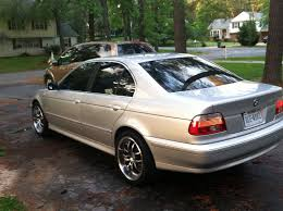 BMW 5 Series 2002 5 series bmw : BMW 5 series 525i 2002 Technical specifications   Interior and ...