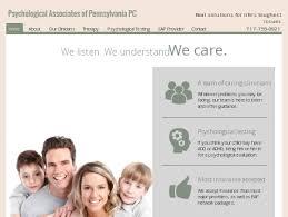 Psychological Associates Of Pennsylvania Pc | York, Pa