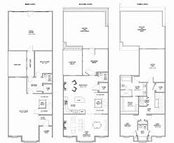 3 bedroom row house plans inspirational pretentious 9 brownstone home plans brownstone row house plans