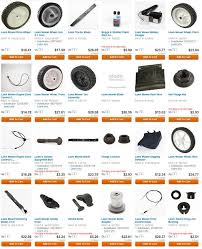 lawn mower parts for craftsman