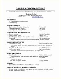 Grad School Resume Template Cv For Graduate Www Buzznow Tk Objective