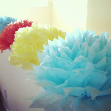 How To Make Fluffy Decoration Balls Tutorial How To Make DIY Giant Tissue Paper Flowers Hello 93