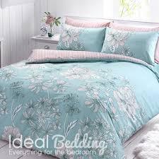 linear fl duck egg duvet quilt bedding cover and pillowcase bedding set duvet sets complete bedding sets bed sheets pillowcase