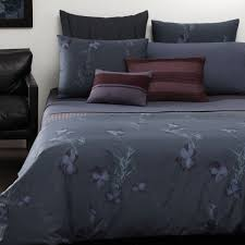 calvin klein bedding bamboo flowers king designs