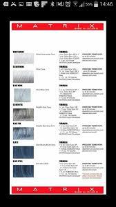 Matrix Socolor Grey Coverage Color Chart Hair Color Grey Formulas Matrix In 2019 Matrix Hair