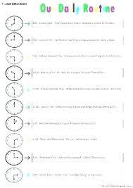 Cute Schedule Template Weekly Excel Fun Look Forward To