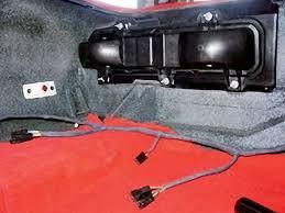 first gen camaro led taillights 1969 camaro installation super sucp 0606 02 z first gen camaro led taillight installation