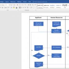 Can I Make A Flow Chart In Word How To Create A Flowchart