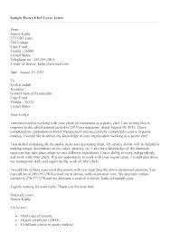 Cover Letter For Chef Sample Sous Chef Cover Letter Recommendation