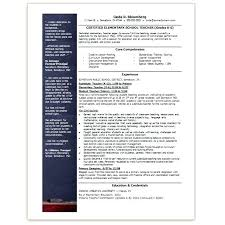 Word 2010 Resume Template Adorable Resume Template Office 28 On Word Certified Elementary School