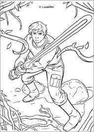 Small Picture star wars princess leia coloring pages Coloriage luke leia page