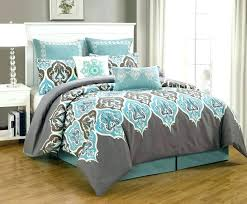 turquoise sheets queen cotton bedding sets comforter twin c and tur