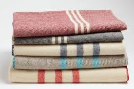 striped wool blanket  duvet  blankets and coverlets