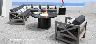 outdoor furniture. Contemporary Furniture Kensington Teak Patio Furniture Inside Outdoor