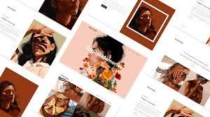 Art Portfolio Design Ideas Beyond Artist Portfolio Part 1 Muzli Design Inspiration