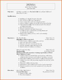 Education On Resume Example Best Sample Resume Templates For