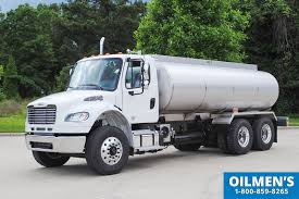 Def Tank Truck On Freightliner Chassis Stock 48872