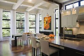 Of Kitchens With Wood Floors Gorgeous Kitchens With Wooden Flooring