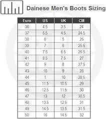 Dainese Size Chart Boots Dainese Street Biker Air Riding Shoes Riding Gear Rocky