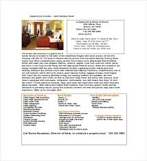 16 Fact Sheet Template Free Sample Example Format Free