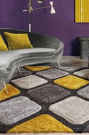 noble house nh 9247 grey yellow