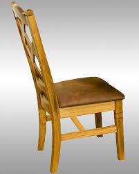 Sunny Designs 1415ro Sunny Designs Double Crossback Side Chair Su 1415ro Set Of 2
