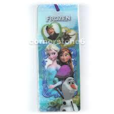 details about disney frozen elsa anna 3d bookmark