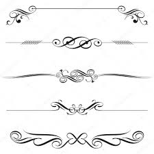 Decorative Line Clip Art Fancy Horizontal Lines Pictures To Pin On Pinterest Pinsdaddy