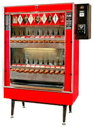 Old School Cigarette Vending Machine Magnificent Vintage Cigarette Vending Machine For Sale 48 Best Vending Machines