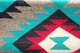 Modern Navajo Rug Patterns Collecting Rugs Part 1 Western Art Collector With Ideas
