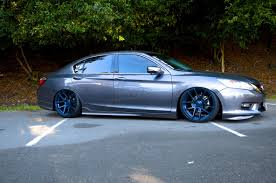2013 HONDA ACCORD // VELGEN WHEELS VMB5 CUSTOM PAINTED // 20x9 ...