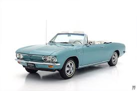 To help classic car owners and potential buyers alike, hagerty offers a valuation tool via the company's website and app. 1965 Chevrolet Corvair 500 Values Hagerty Valuation Tool