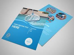 pool service flyers. Pool Cleaning Flyer Template Pool Service Flyers